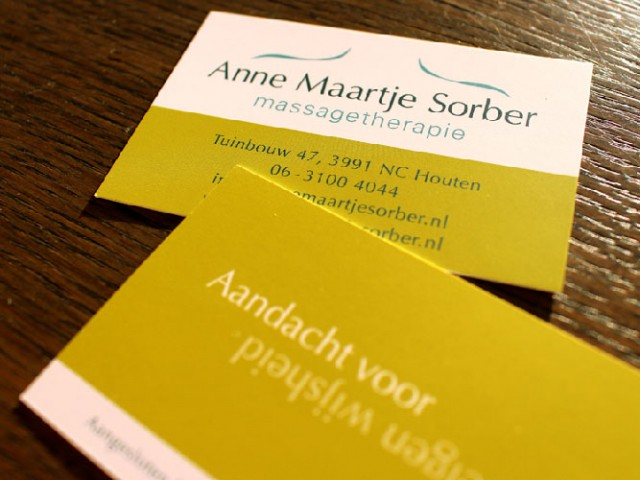 Logo Anne Maartje Sorber