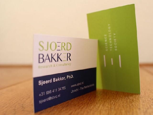 Logo Sjoerd Bakker