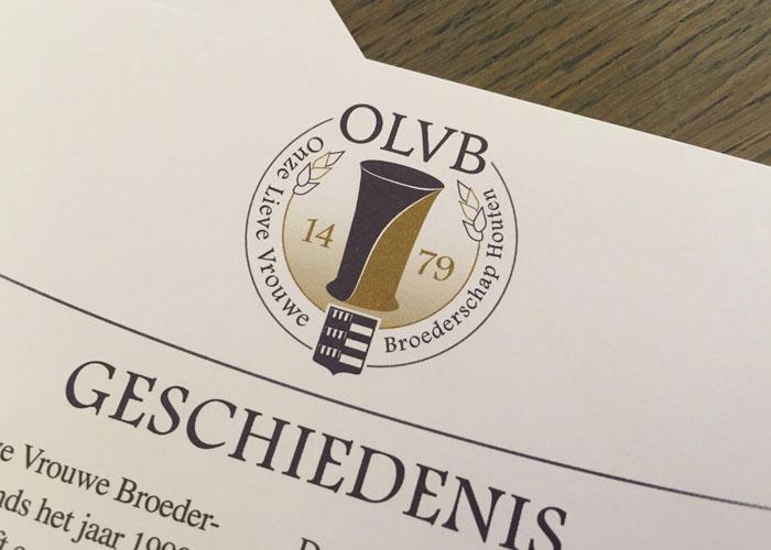 Logo OLVB - Onze Lieve Vrouwe Broederschap - Houten